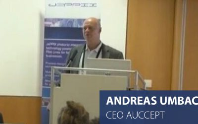 JePPIX investor session with Andreas Umbach, CEO at AUCCEPT Consulting