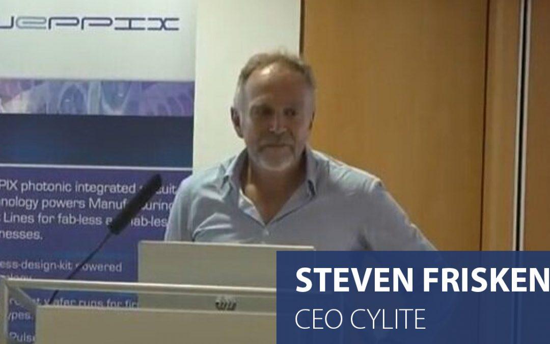 JePPIX Investor Session with Steve Frisken, CEO at CYLITE